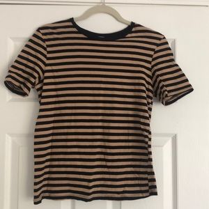 Mango Striped Tee
